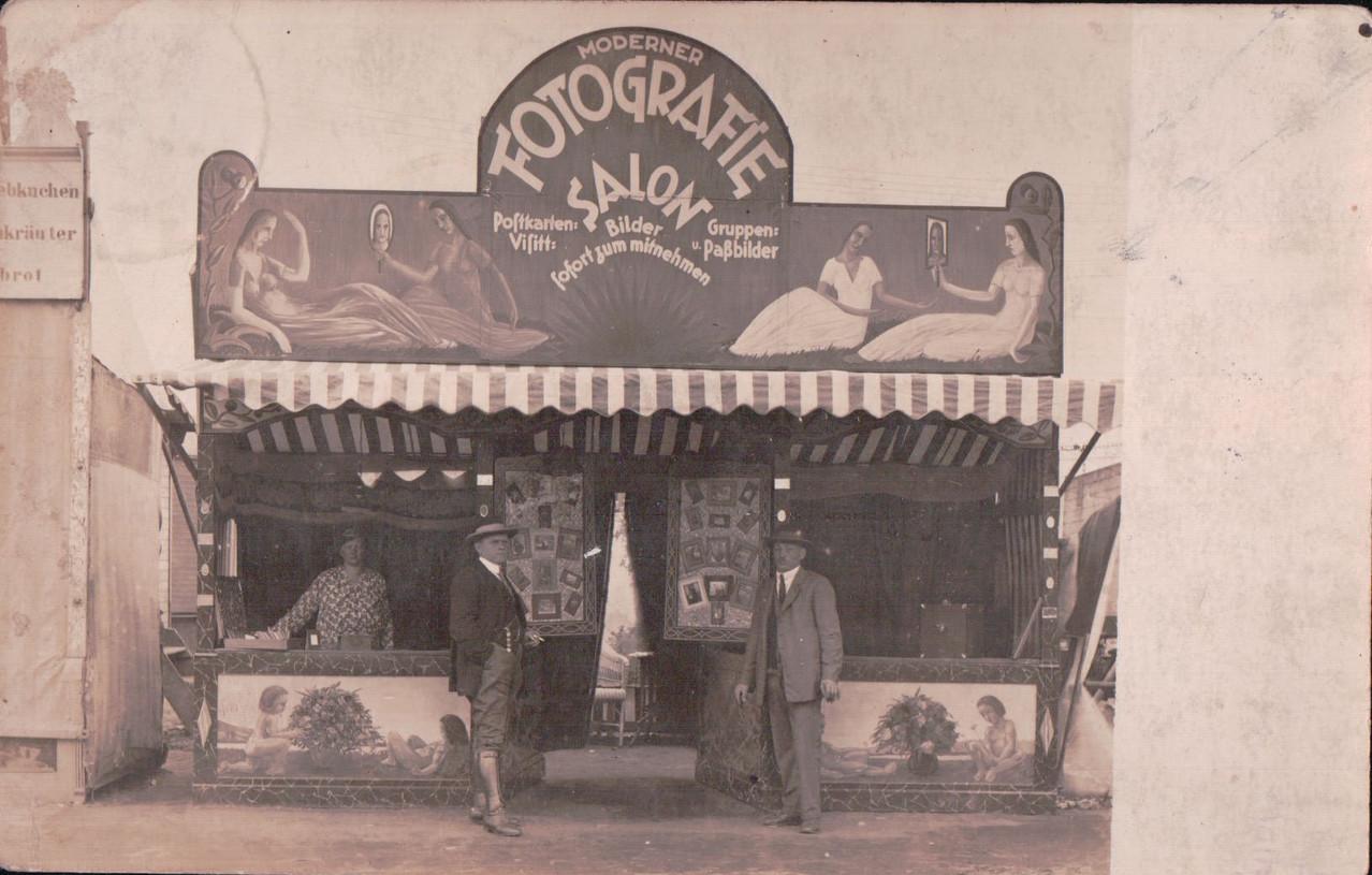 Voll Fotosalon 1922