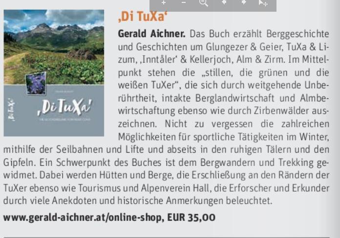 'Di TuXa' schon in 2. Auflage