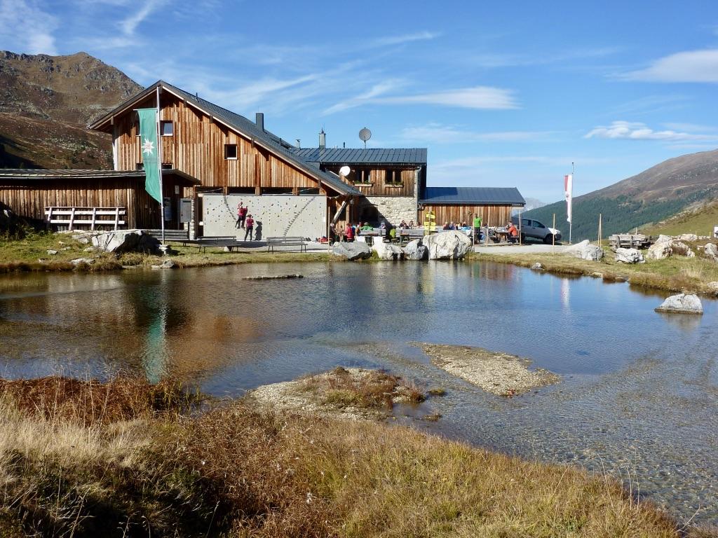 Lizumer Hütte 2019m