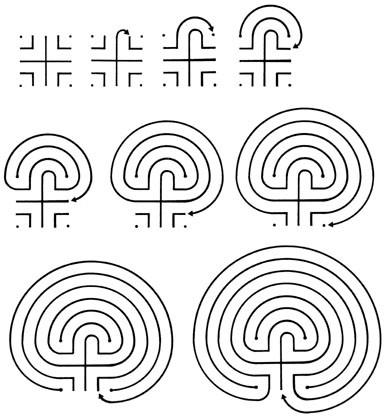 Rosensthiel entretien9 dessiner un labyrinthe la - Labyrinthe dessin ...