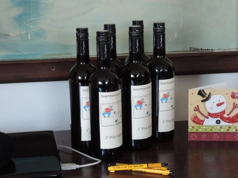 Dit waren de prijzen voor deze dag [wijn van Onderhands]
