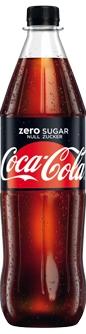 Coca Cola Zero liefern