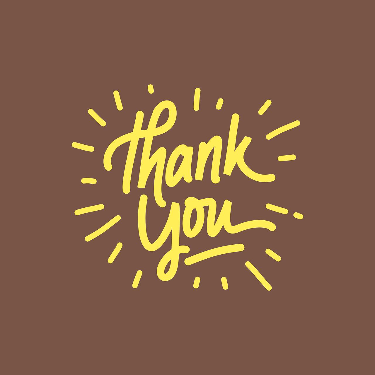 Herzlichen Dank für euren Support!