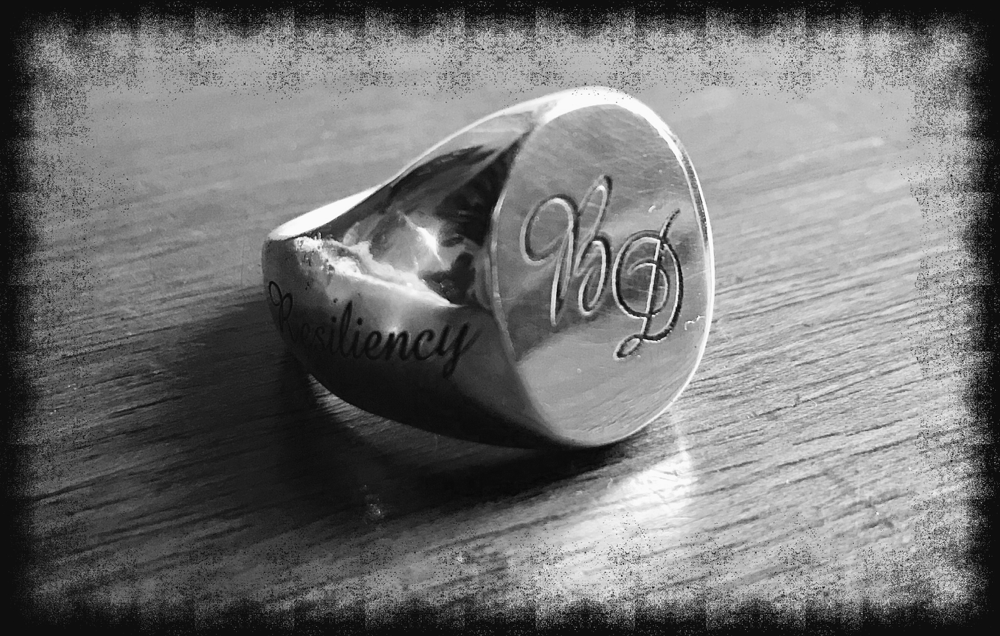 Signet Ring Personalized