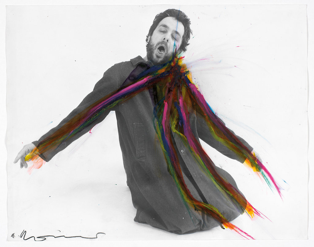 Arnulf Rainer - Body Poses