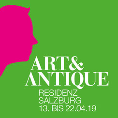 Art & Antique, Residenz Salzburg, 2019, galerie artziwna Wien