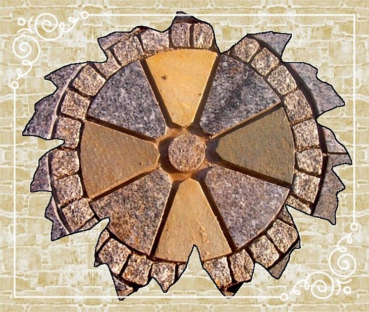 Pflasterarbeit/Mosaik