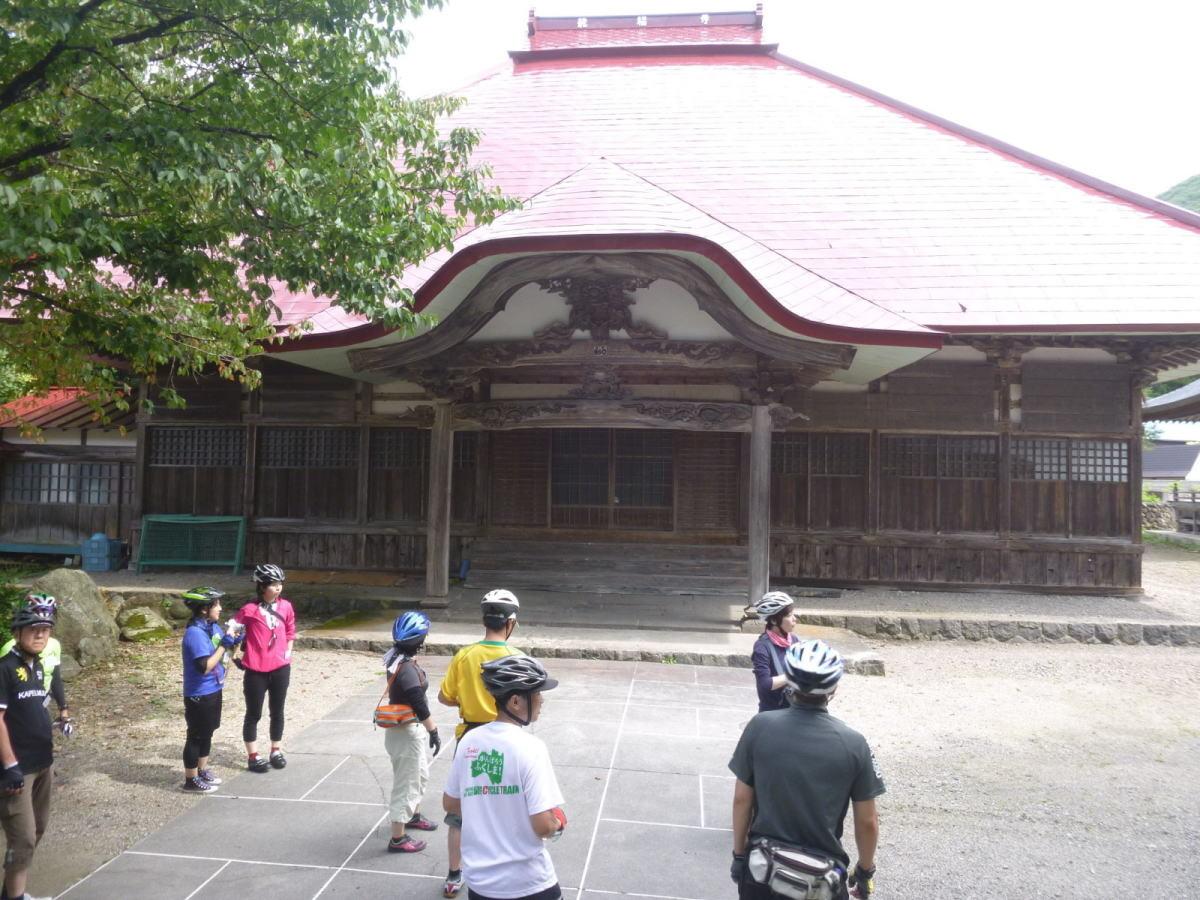 龍福寺でお参り