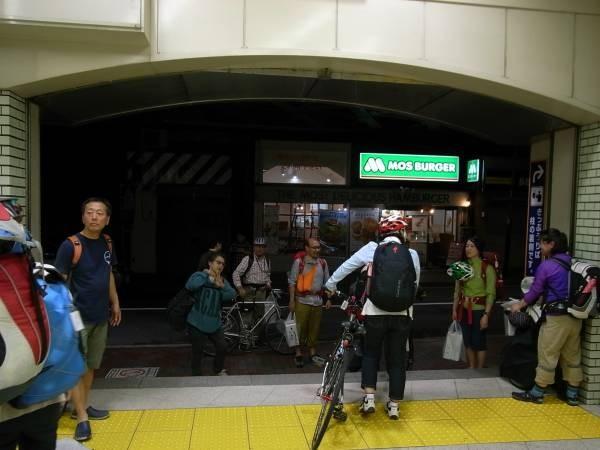 28 そして浅草駅に到着皆さんお疲れ様でした!
