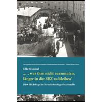 """""""...war ihm nicht zuzumuten, länger in der SBZ zu bleiben"""". DDR-Flüchtlinge im Notaufnahmelager Marienfelde"""