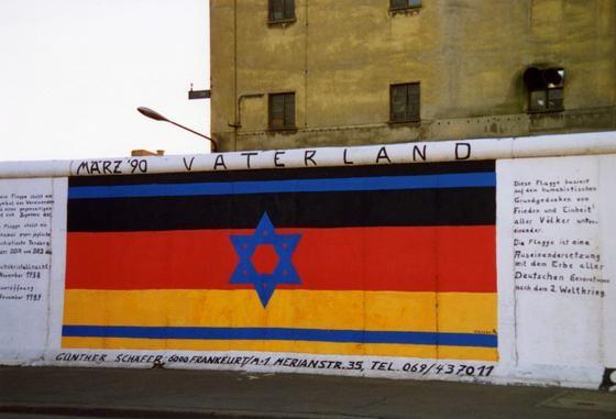 """""""Vaterland"""" von Günther Schäfer © Dagmar Lipper, www.wir-waren-so-frei.de"""