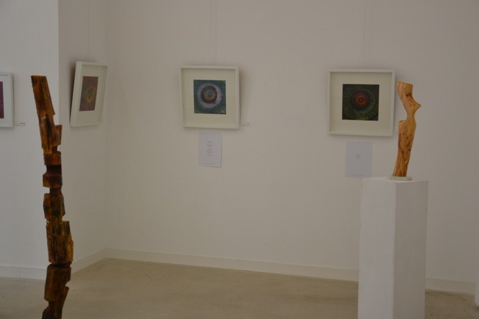 Exposition H2M 2012 - Photo 9 Elgi loun