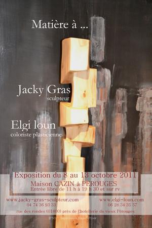 Exposition Pérouges 2011 -1- photo Elgi loun