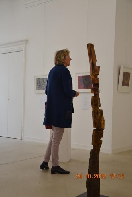 Exposition H2M 2012 - Photo 8 Elgi loun