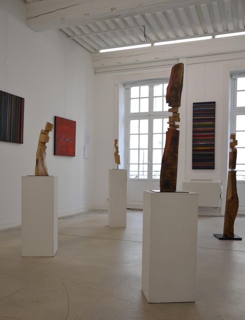 Exposition H2M 2012 - Photo 4 Elgi loun