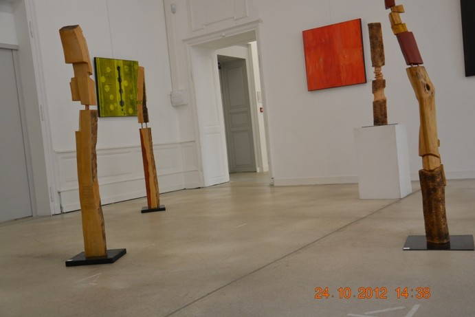 Exposition H2M 2012 - Photo 2 Elgi loun