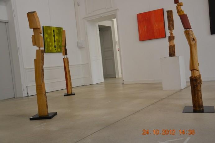 Exposition H2M 2012 - Photo 2 Elgi loun