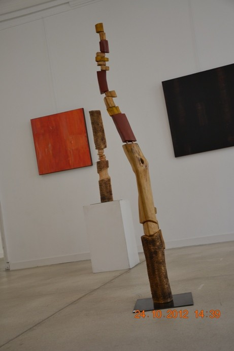 Exposition H2M 2012 - Photo 3 Elgi loun