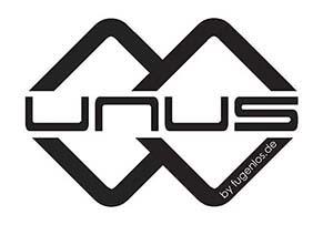 Logodesign für UNUS eine Marke von fugenlos.de in Kelsterbach und Wald-Michelstadt, Grafikbüro Petra Kress in Frankfurt