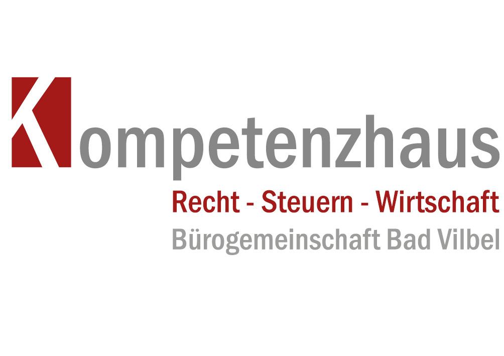 Logodesign für das Kompetenzhaus in Bad Vilbel, Grafikbüro Petra Kress in Frankfurt