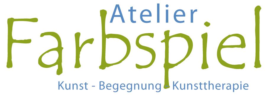 Logodesign und Corporate Design für das Atelier Farbspiel in Frankfurt, Grafikbüro Petra Kress in Frankfurt
