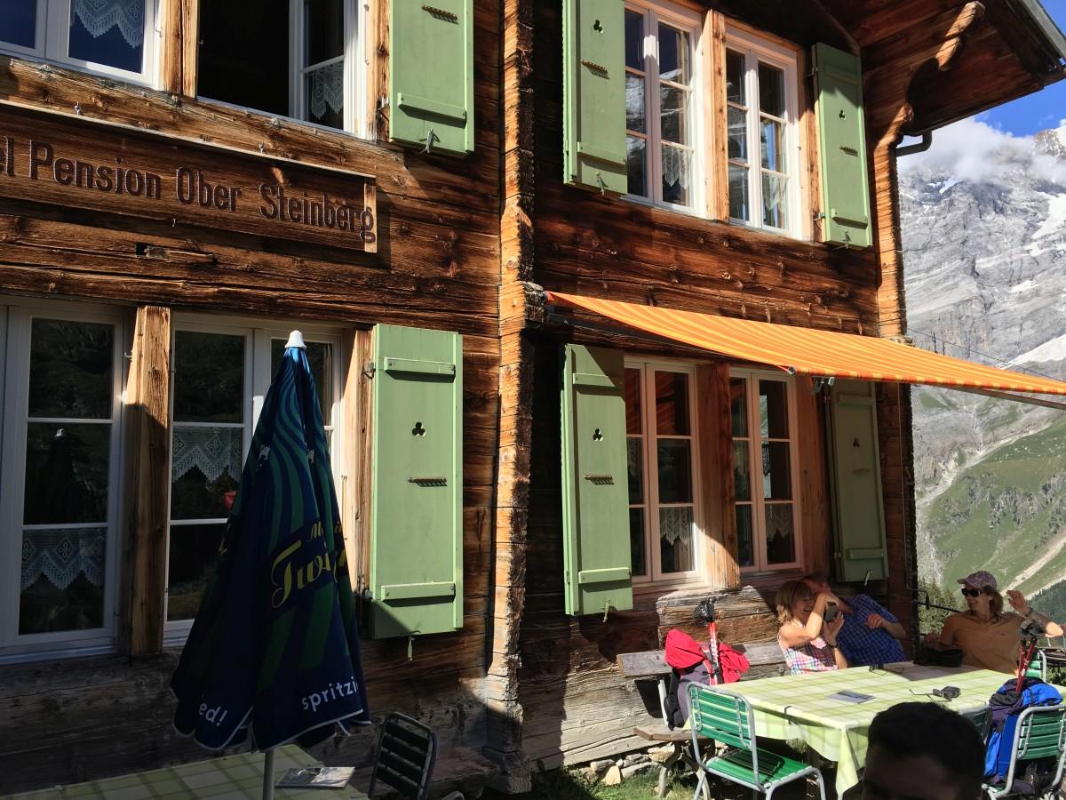 Berghotel Obersteinberg