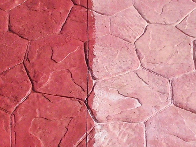 moldes de hormigon impreso de piedra cantera