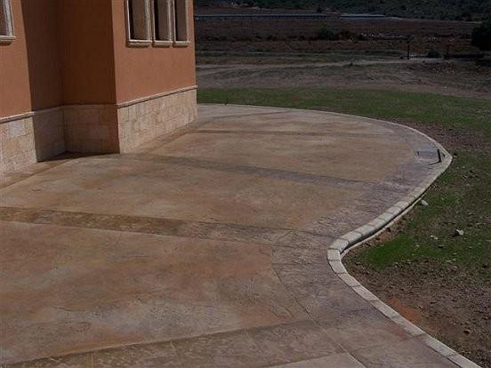 cemento impreso valencia