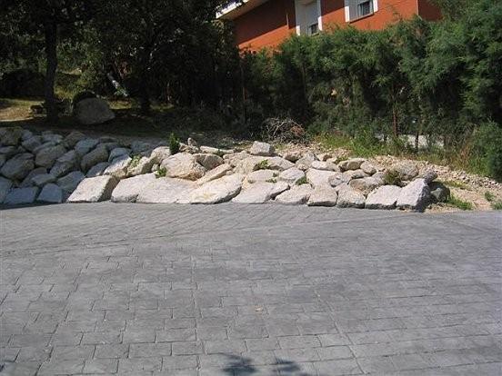 Moldes de adoquín en Alicante