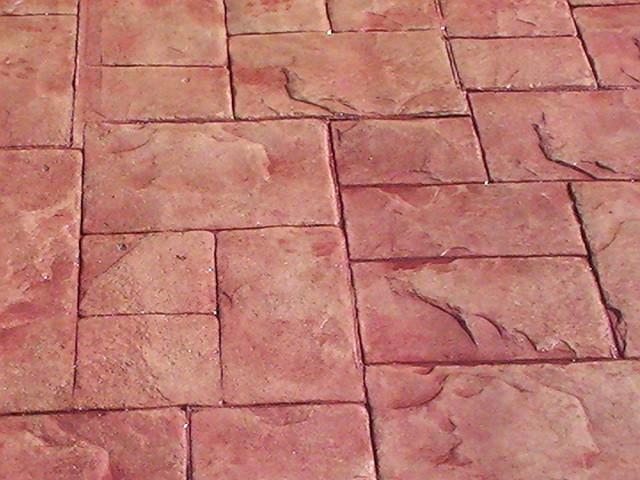 moldes de hormigon impreso de pizzarra