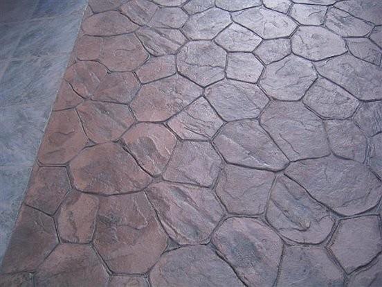 pavimento impreso precio m2