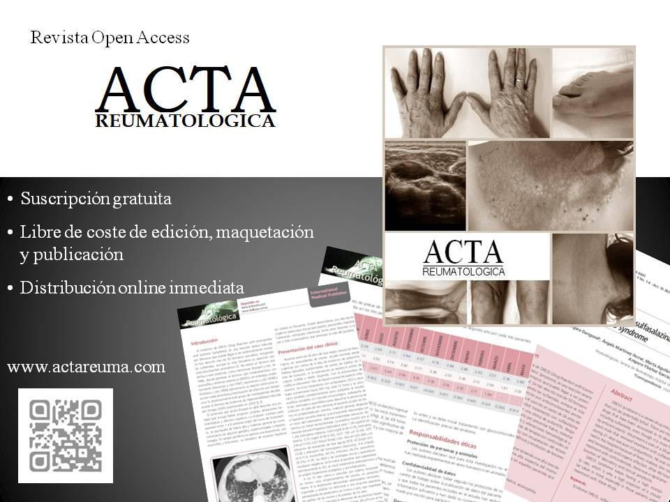 Acta Reumatológica