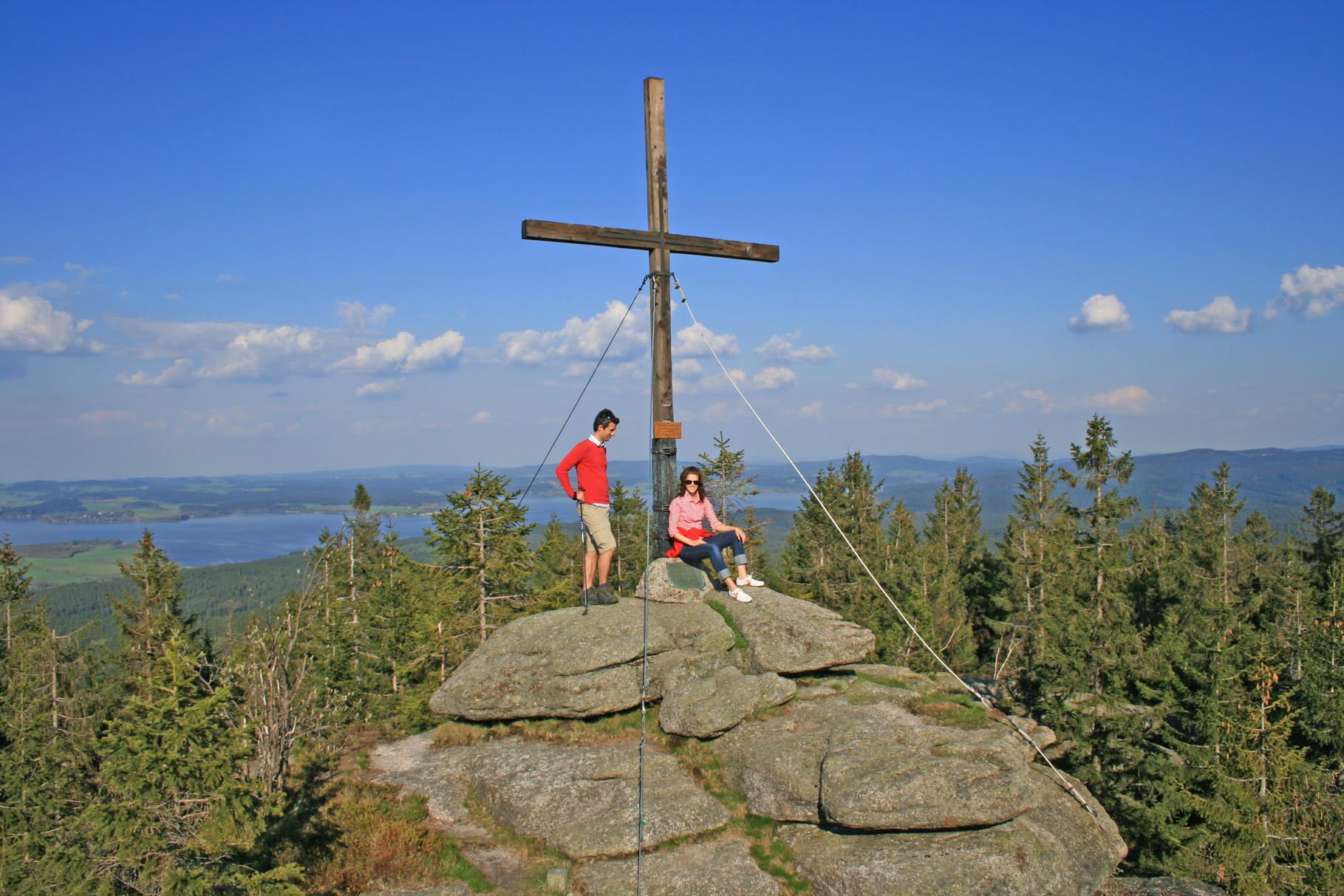 Gipfel Bärenstein - Pure Entschleunigung