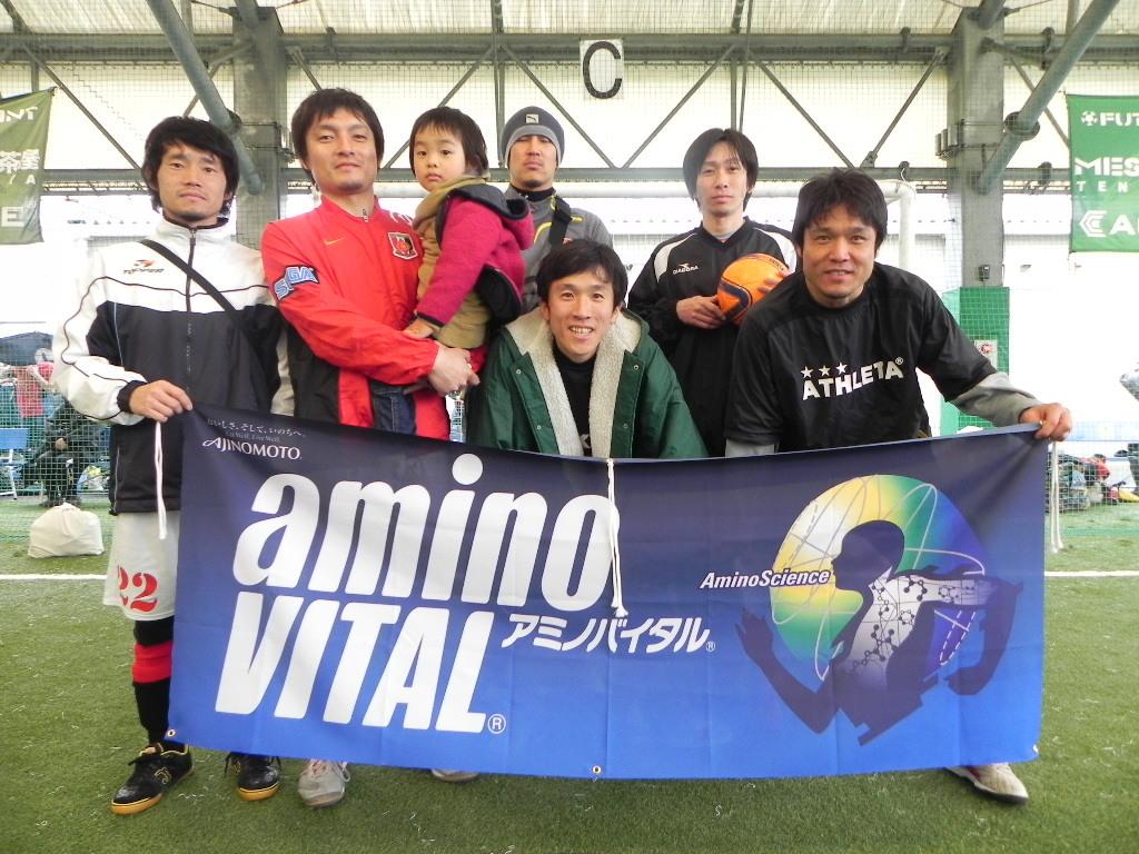準優勝 MMFC  (京滋奈ブロック代表)