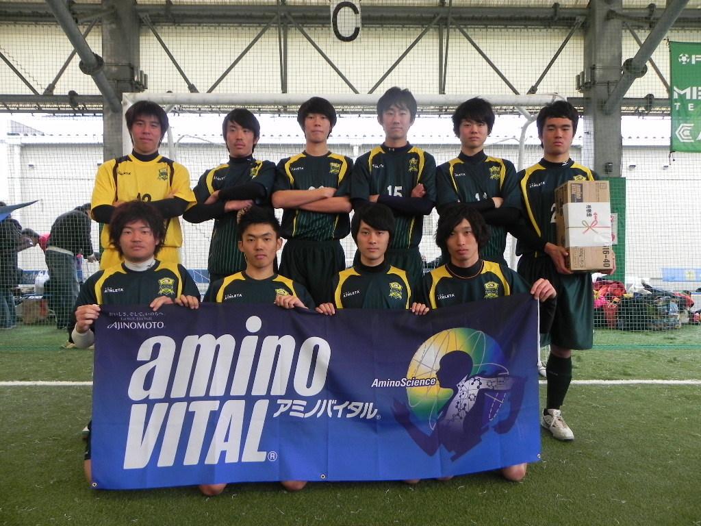 準優勝 デウソン神戸U-18  (兵庫ブロック代表)