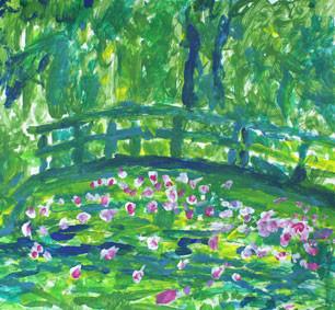 Monet / Gregor
