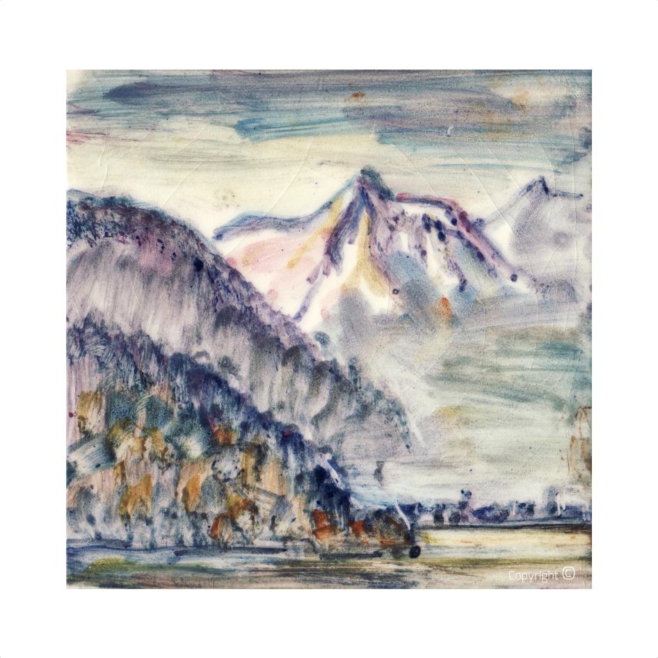 Catalog of works N ° 2779 - Vogorno, 1969