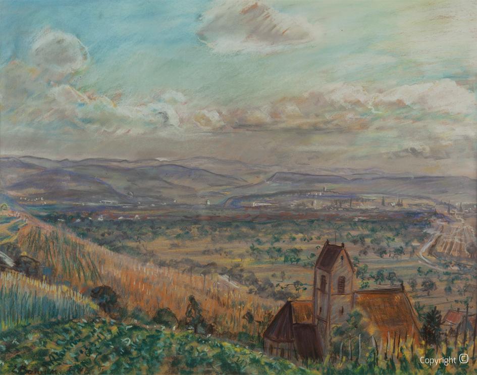 Weil am Rhein, 1948