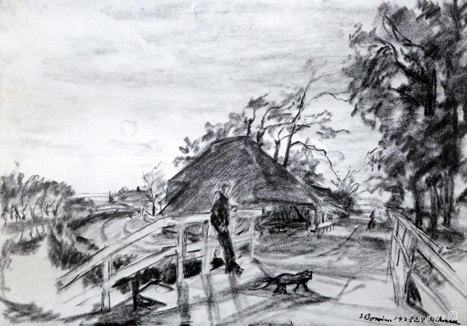 Am Stadtrand von Alkmaar, 1933
