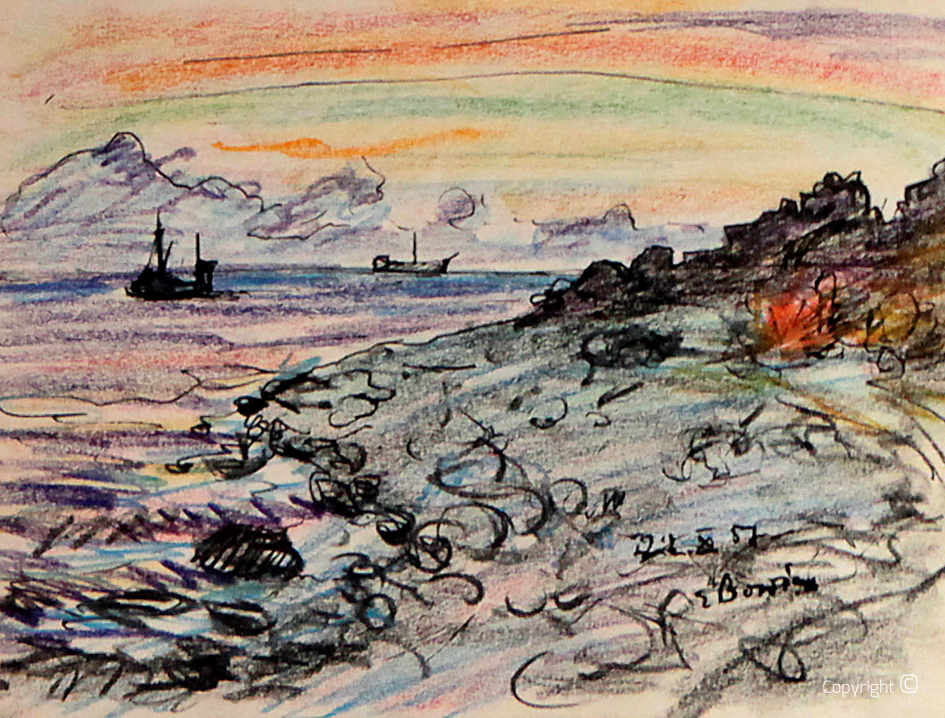 Impressionen aus Nordnorwegen, 1957