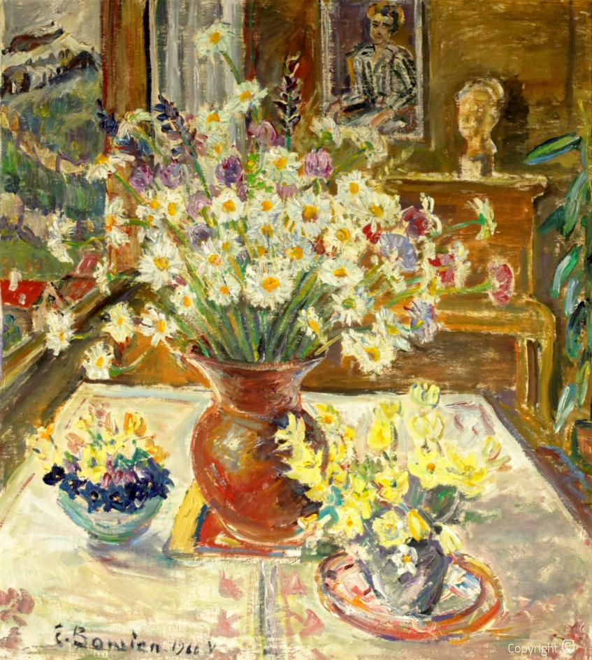 Blumen aus Brambuesch (Chur), 1966