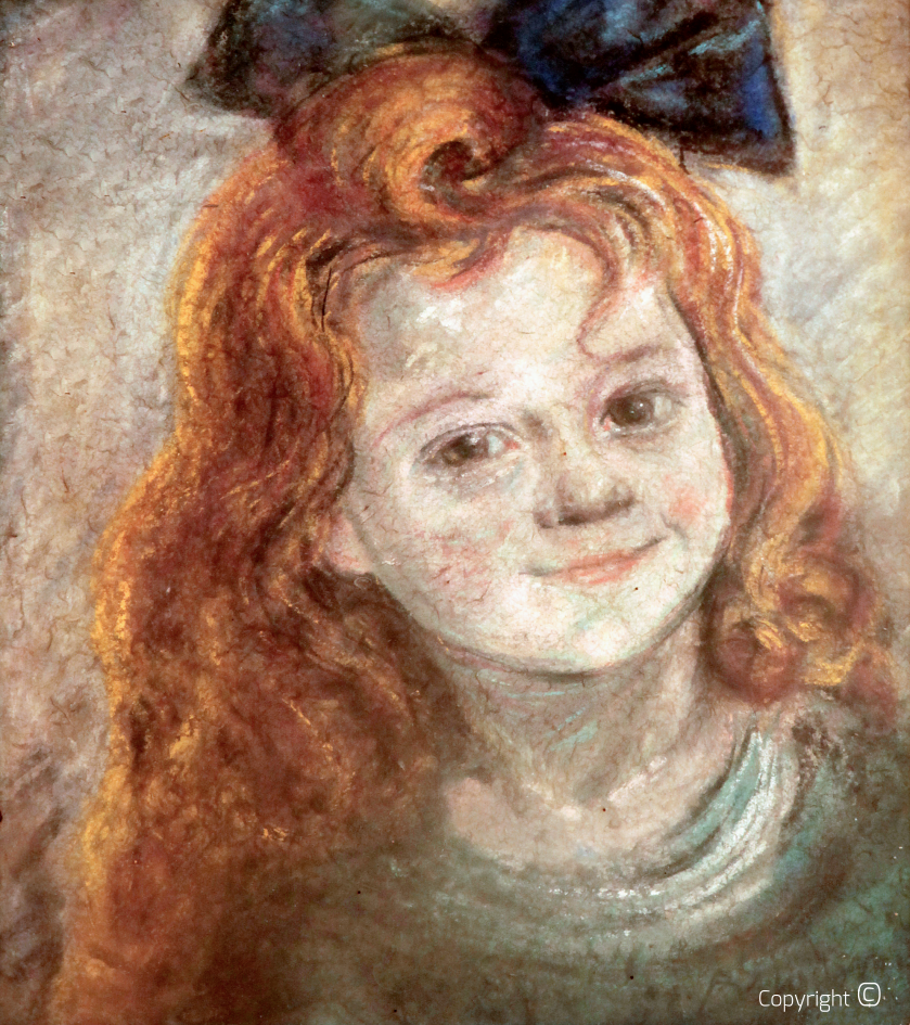 Children's picture Bettina Heinen - Ayech