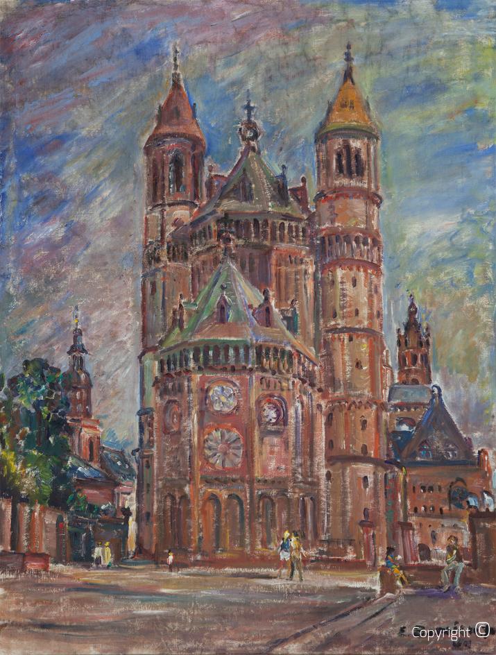 Der Dom zu Worms, 1970