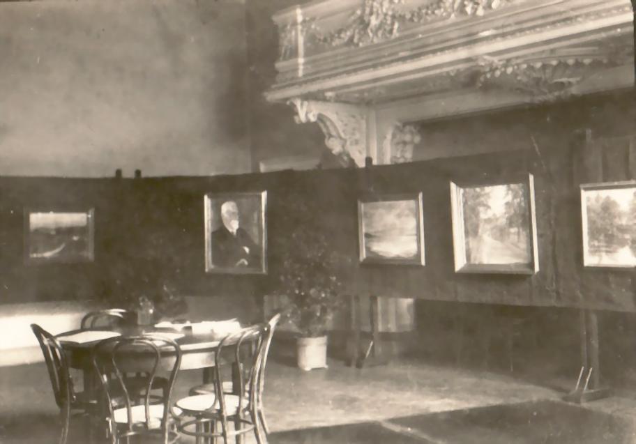 Solingen – Ausstellungen im Saal der Casino Gesellschaft 1927 und 1929