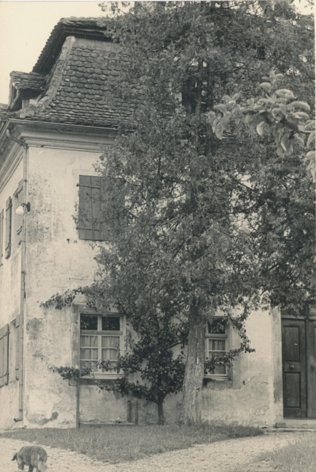 Schloß Killenberg: Die Sommerresidenz der.Die Sommerresidenz der Äbte von Salem am Killenberg in welchem Bowien in den 20er Jahren des 20. Jahrhunderts mehrere Monate im Jahr verbrachte