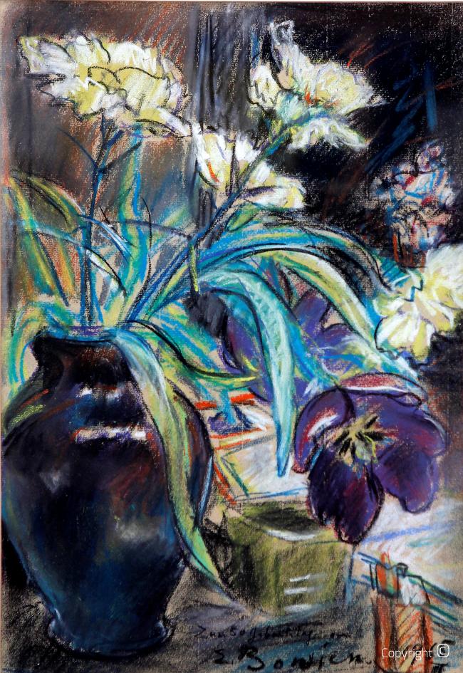 Blumenbildnis, 1965