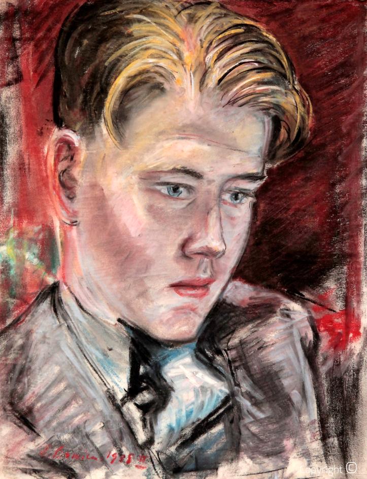 Junger Holländer, 1938