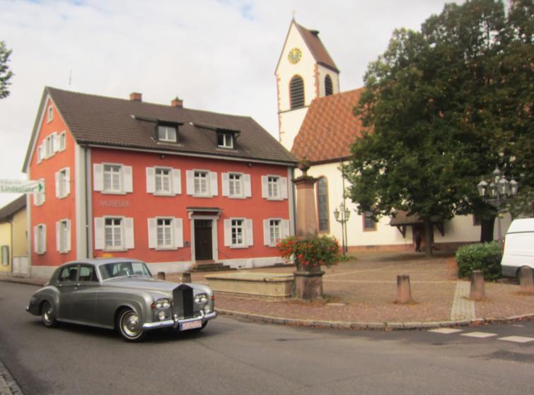 Außenansicht Museum am Lindenplatz