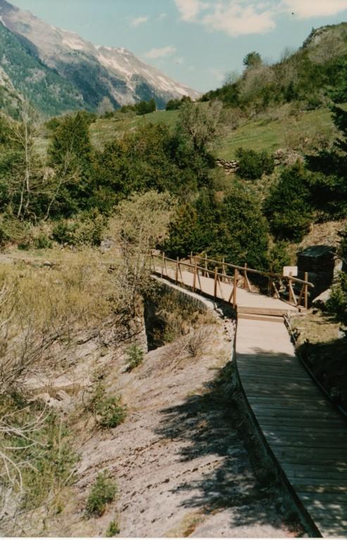 somptueux aménagements sur le Camino de Santiago