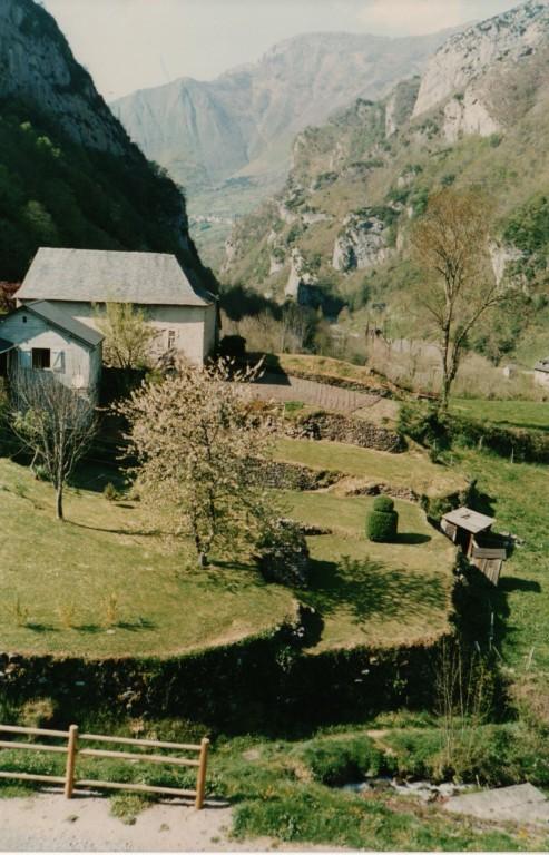la Haute Vallée : le Saltus Pyrenaicus qui a donné son nom à Etsaut